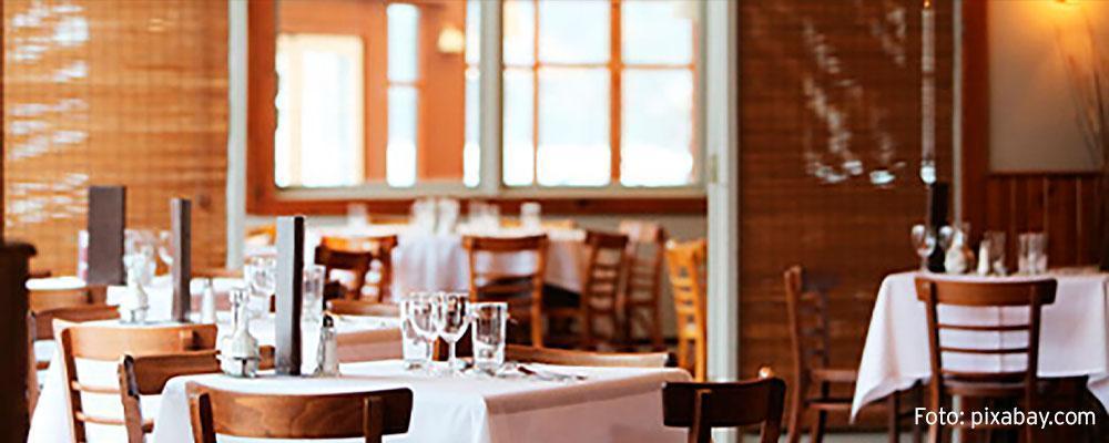 restaurante de primera clase