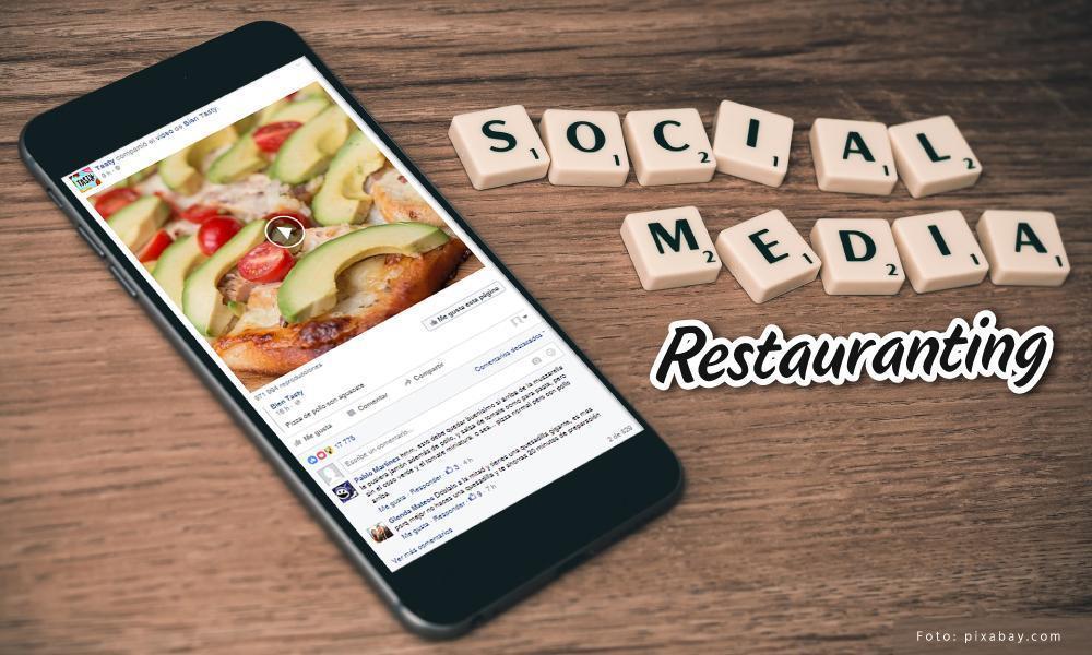 Resultado de imagen de ¿Qué es el Social Media Restauranting?