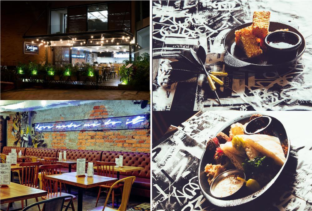 Turk House: comida árabe con estilo Newyorkino
