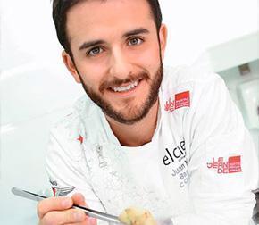 Juan Manuel Barrientos Chef
