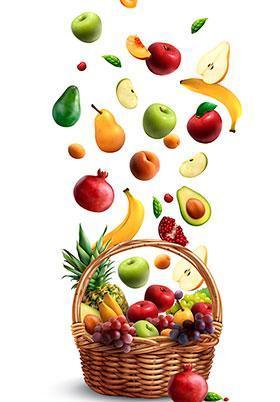 frutas canasta