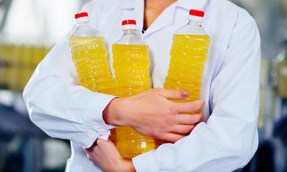 Regulacion del aceite
