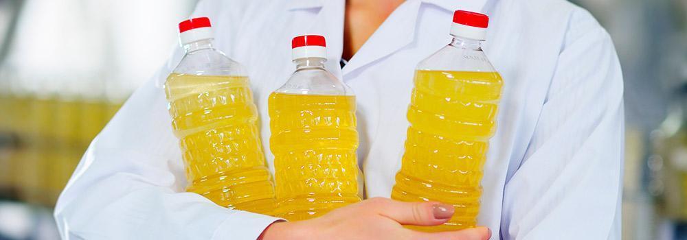 regulaciones del aceite
