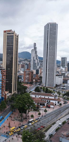 Ciudad de Bogotá Colombia