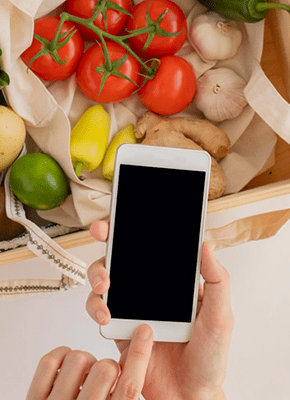 comprar online en mobile