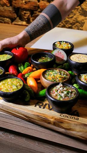 Recetas del chef Jose Luis