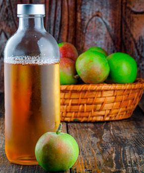 bebida saludable etiqueta