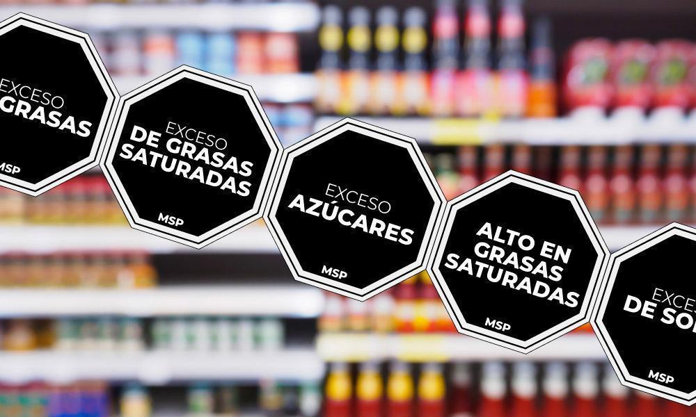 etiquetado de productos