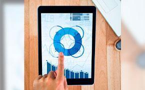 Planeación en tablet digital