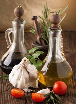 vinagre balsamico para las recetas