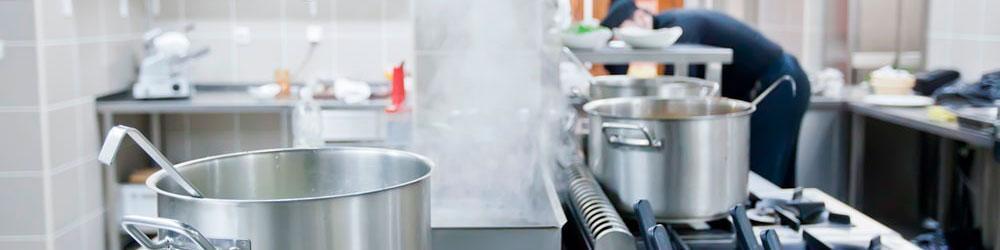 cocina del restaurante en las tendencias del 2021