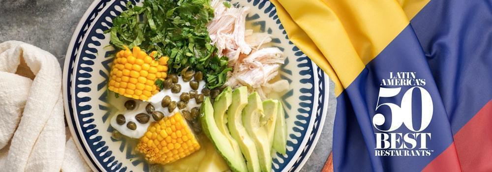 cuatro restaurantes colombianos