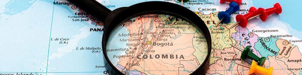 destino de viaje colombia