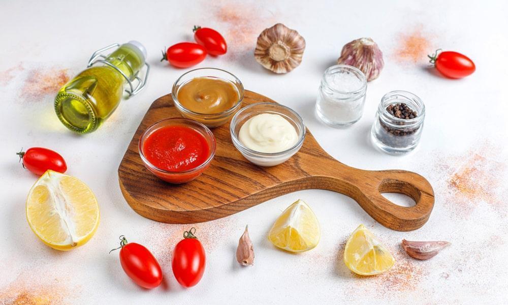 Salsas sazonadoras Levapan