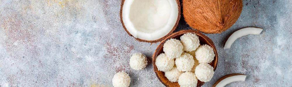 Dulce de coco y cocadas