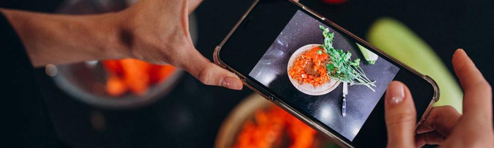 fotografia del plato